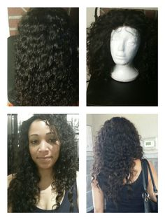 Deep Wave Wig made by me!