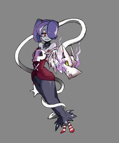 Skullgirls, Zone Toons, Anime Fighting Games, Character Concept, Character Design, Little Witch Academy, Fairy Tail Manga, True Art, Video Game Art