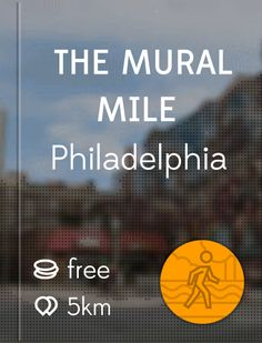 The Mural Mile - travel tour audio guide in Philadelphia on Tales & Tours
