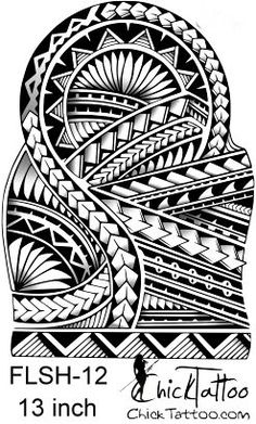 24 Trendy Ideas For Tattoo Designs Maori Polinesian Maori Tattoos, Tattoos Bein, Hawaiianisches Tattoo, Filipino Tattoos, Marquesan Tattoos, Samoan Tattoo, Body Art Tattoos, Sleeve Tattoos, Tattoo Style