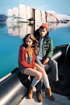 Urban Outfitters:  November 2011 Catalog / Photography by Charlie Engman