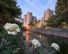 Architecture - Canterbury Westgate in the Evening United Kingdom [OC] City Photography, Travel And Leisure, Travel Goals, High Quality Images, Beautiful World, United Kingdom, Travel Inspiration, Places To Visit, Fine Art