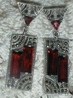 1920s art deco earrings