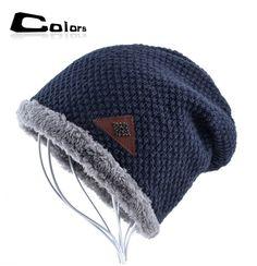 $6.00 (Buy here: https://alitems.com/g/1e8d114494ebda23ff8b16525dc3e8/?i=5&ulp=https%3A%2F%2Fwww.aliexpress.com%2Fitem%2F2016-Fashion-beanie-winter-hats-for-men-knitted-cap-bonnet-skullies-men-beanies-dad-warm-hat%2F32752160854.html ) 2016 Fashion beanie winter hats for men knitted cap bonnet skullies men beanies dad warm hat boy casual caps gorro feminino for just $6.00