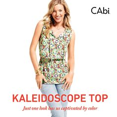 CAbi Spring 2015 Collection New releases available 3/17.  Message me for pre-orders now! www.jeanettemurphey.cabionline.com