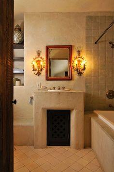 adelaparvu.com despre casa de tip hacienda cu patio, arhitectura FGY Architects…