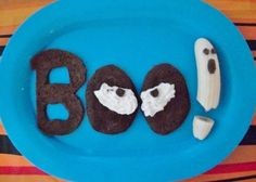 Kitchen Fun With My 3 Sons: Boo Breakfast!