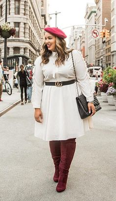 Plus Size Fashion for Women - Plus Size Fall Outfit