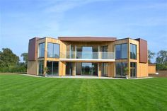 A home completely powered by solar power