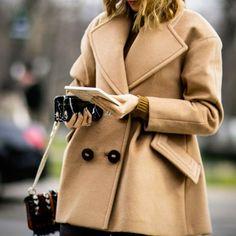 Coudre un caban / diy fashion