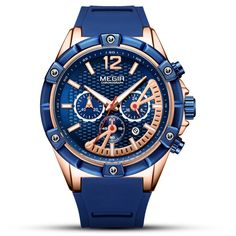 Army Watches, Sport Watches, Cool Watches, Watches For Men, Gps Watches, Analog Watches, Popular Watches, Casual Watches, Blue Band