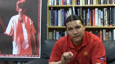 Indian Child Welfare Act (ICWA) a short video titled Bring the Lakota Children Home with Chase Iron Eyes