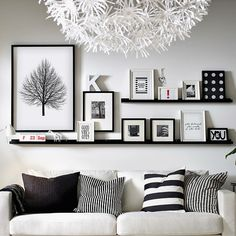 If you are looking for Living Room Wall Decor Ideas, You come to the right place. Below are the Living Room Wall Decor Ideas. This post about Living Room . Tree Artwork, Tree Wall Art, Wall Art Decor, Wall Decorations, Aquarium Decorations, Black And White Tree, White Art, Black And White Photo Wall, White White
