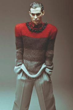 Selim de Somavilla: MAELSTRØM  #fashion #menswear