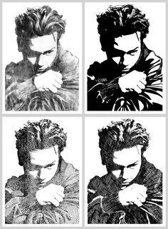 River versions by rosye on DeviantArt Phoenix Art, River Phoenix, Web Design Projects, My Portfolio, T Shirts With Sayings, Drawing, Deviantart, Quotes, River Phoneix