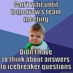 Team Meeting - quickmeme
