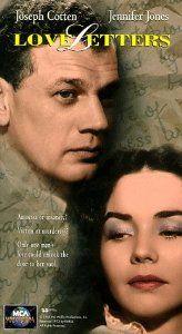 Love Letters [VHS]: Jennifer Jones, Joseph Cotten