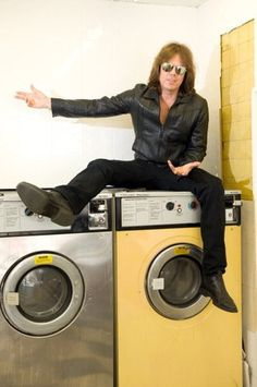 Maria Garcia uploaded this image to 'Joey Tempest/Fotos/Photoshoots/Classic Rock Magazine'.  See the album on Photobucket.