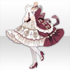Model Outfits, Girl Outfits, Cute Outfits, Anime Dress, Dress Drawing, Fashion Design Drawings, Character Outfits, Anime Outfits, Costume Design