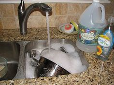 How To Shine Your Pots and Pans..It's time...actually it's overdue