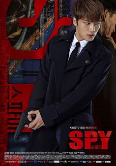 SPY OST (KBS Drama) PART. 1 (CD+GIFT) Kpop KIM JAE JOONG