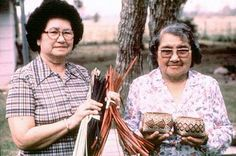Native women of Louisiana