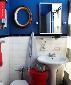 Before & Afters: 5 Bathroom Remodels for Renters