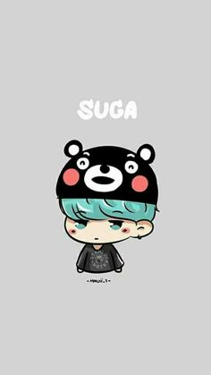 BTS / Suga / Wallpaper He looks so done! Bts Suga, Min Yoongi Bts, Bts Bangtan Boy, Bangtan Bomb, Bts Chibi, Anime Angel, Anime Naruto, K Pop, Wattpad