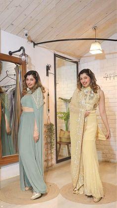 Party Wear Indian Dresses, Designer Party Wear Dresses, Dress Indian Style, Indian Wedding Outfits, Indian Wear, Muslim Fashion, Bollywood Fashion, Indian Fashion, Punjabi Salwar Suits