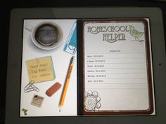 Teaching Mommy: Homeschool Helper App for IPAD. I LOVE this!!! I can see this being very helpful when all three of my kids are in upper middle school-high school grades. I can't believe its only 4.99!!!