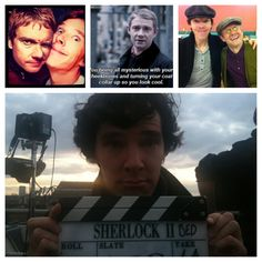 25 days of Sherlock: 25: why you love Sherlock. I love Sherlock because its a fantastic show. The acting is fantastic and the writing, no matter how much I hate Moffet, Gatiss, and thompson, is so amazing. Martin and Benedict have such a wonderful chemistry onstage and they're great friends offstage. They are crazy and serious and fantastic together. The whole cast is amazing. Rupert Graves, Andrew Scott, Mark Gatiss, Louise Brealey, and Una Stubbs. The show wouldn't be the same without…