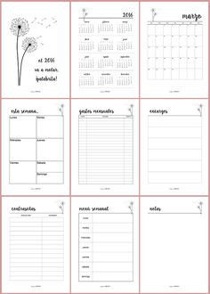 Best 12 Looking for one-page weekly layouts for your bullet journal? Get this free printable one-page weekly layout + 3 more unique – SkillOfKing. Bullet Journal School, Bullet Journal Agenda, Bullet Journal Printables, Bullet Journal Ideas Pages, Bullet Journal Inspo, Journal Pages, Agenda Planner, Study Planner, Planner Pages