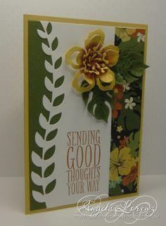 Sneak Peak Occasions 2016 - Botanical Builder by CraftyAng - Cards and Paper Crafts at Splitcoaststampers