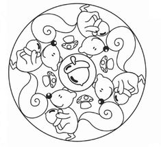 Fall Animals Coloring Pages Best Of Petit Mon Tardor Pattern Coloring Pages, Animal Coloring Pages, Colouring Pages, Adult Coloring Pages, Coloring Books, Mandalas For Kids, Christmas Bazaar Crafts, Remembrance Day Art, Fall Arts And Crafts