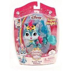 Palace Pets, Whisker Haven Tales, Furry Tail Friends, Pocahantas's River the Wolf Cub Figure