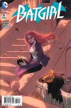 The Gladius Offensive Part 1 __Written by Brendan Fletcher, Art Eleonora Carlini, Minkyu Jung and Roger Robinson. Cover by Babs Tarr., Barbara Gordon is at a crossroads in her life, will new horizons