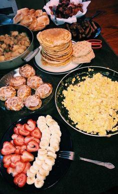 food goals a-happy-place Think Food, I Love Food, Good Food, Yummy Food, Comida Diy, Food Porn, Food Goals, Aesthetic Food, Cute Food