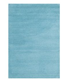 Another great find on #zulily! Turquoise Hunter Wool Rug #zulilyfinds