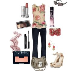 Dressed up Jeans part 2, created by cassandra-panetta on Polyvore
