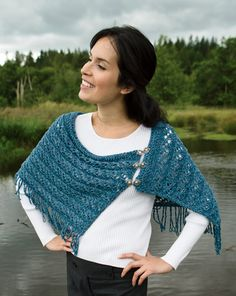 Nature's Wrapture ~ Contemporary Knitted Shawls ~ Book Review ~ Check out this beautiful #book of #knit #shawls http://www.crochetaddictuk.com/2014/09/natures-wrapture-contemporary-knitted.html