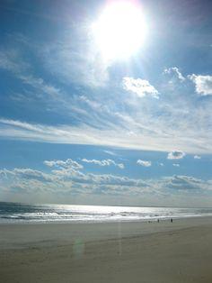 Atlantic Ocean, Rockaway Beach NY