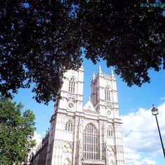Westminster Abbey in a sunny day!