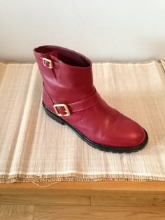Marc By Marc Jacobs Moto Boots - $175
