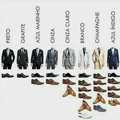 MB Produções e Eventos: Olaaaaaaaa noivos ! Hoje dedicamos a vocês esse po... Formal Shoes For Men, Men Formal, Mens Fashion Suits, Mens Suits, Terno Casual, Suit Fit Guide, Blazer Outfits Men, Designer Suits For Men, Suit Shoes