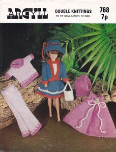 argyll768, remember my mum knitting this for my Sindy doll