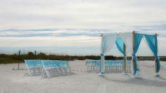 Pass-a-Grille beach weddings by Suncoast Weddings