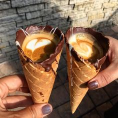 14 Coffee Cones to Inspire a Good (and Delicious) Start to the Week | Brit + Co