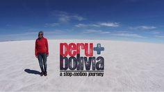 VIDEO OF THE WEEK: บันทึกการเดินทางแบบ stop-motion สู่เปรู และ โบลิเวีย