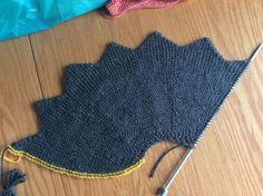 Jughead Beanie Knitting Pattern/Jughead Hat Knitting Knit Beanie Pattern, Crochet Beanie, Knit Or Crochet, Baby Hats Knitting, Hand Knitting, Knitted Hats, Knitting Patterns Free, Knit Patterns, Jughead Jones Hat