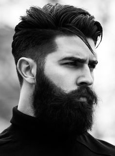 Chris John Millington is his name according to the last person who posted this. I don't care about that, but he has a sweet beard